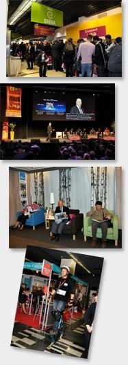 Salon SME (ex Salon des micro-entreprises) en images