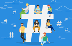 Pour développer votre réseau, devenez hacker de hashtags