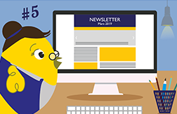 5 étapes pour bien réussir sa newsletter
